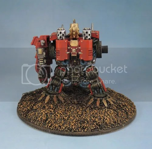 Chaos Dreadnought Conversion, Chaos Helbrute, Ferrum Infernus Chaos Dreadnought, Khorne Dreadnought