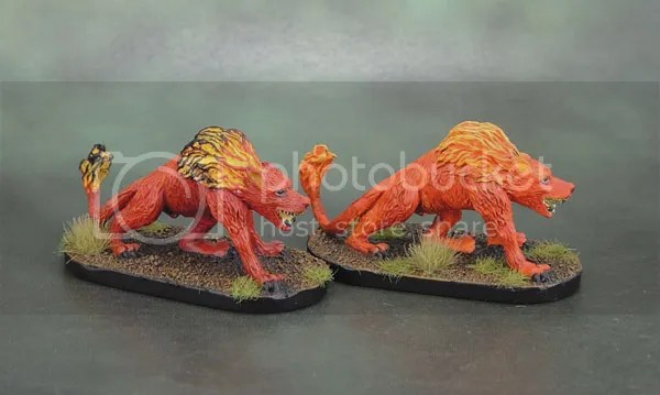 Descent 1.0 Hellhounds