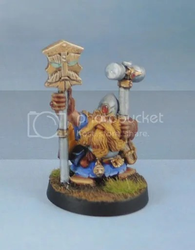 Citadel Dwarf Rune Priest