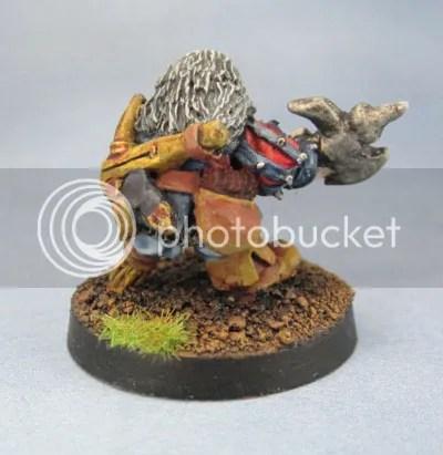 Bugman's Dwarf Rangers RRD01, 'Owd' Tom Thyksson