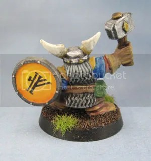 Citadel Advenced HeroQuest Dwarf