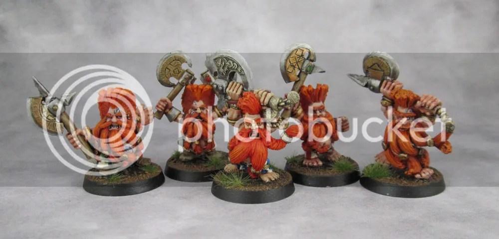 Citadel Giant Slayers 1993-1994, Dragon Slayer