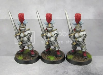 Citdadel Miniatures Reiksgard Reiksguard on foot