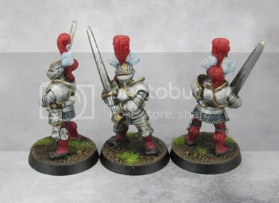 Citadel Reiksgard with 2-handed weapons