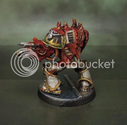 Iron Warriors Chaos Obliterator