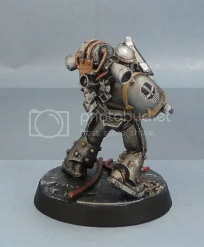 Iron Warriors Chaos Space Marines, Forge World