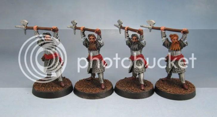 Citadel Axemen of Lossarnach
