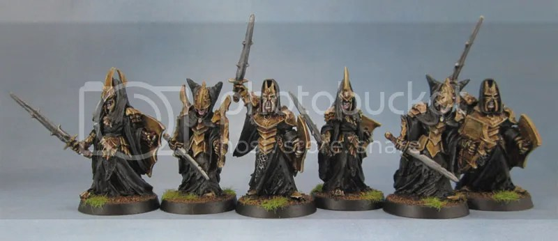 Citadel Black Númenórean Warriors