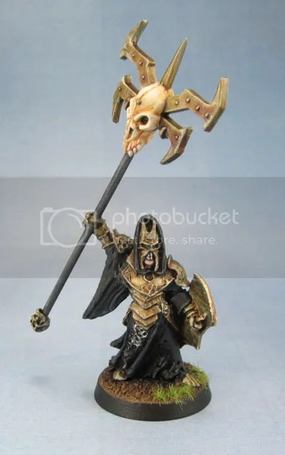 Citadel LotR Black Númenórean Warrior Standard Bearer