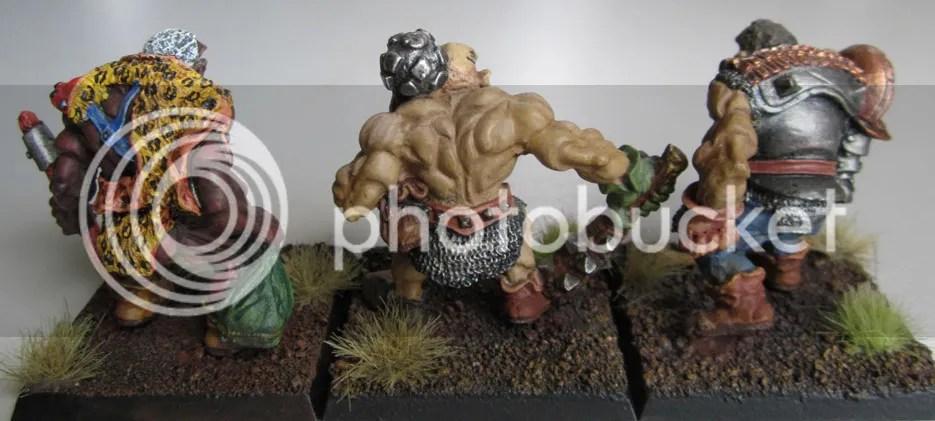 Oldhammer Ogre, Ogryn