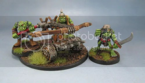 Citadel Oldhammer C22 Orc Bolt Thrower