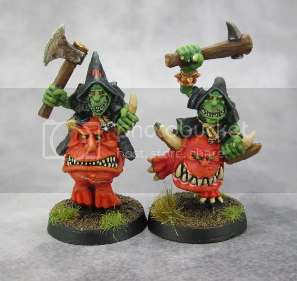 Citadel Night Goblin Squig Hoppers