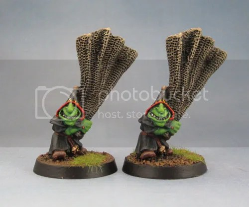 4th Edition WHFB Night Goblin Netter and Clubber