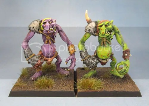 Citadel Blood Bowl 2nd Edition Trolls 1988