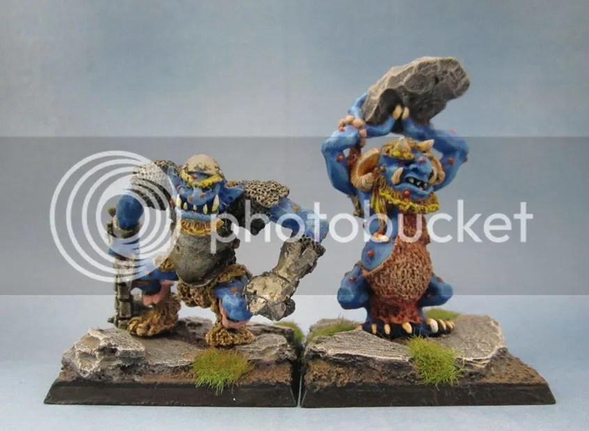 Oldhammer C20 trolls
