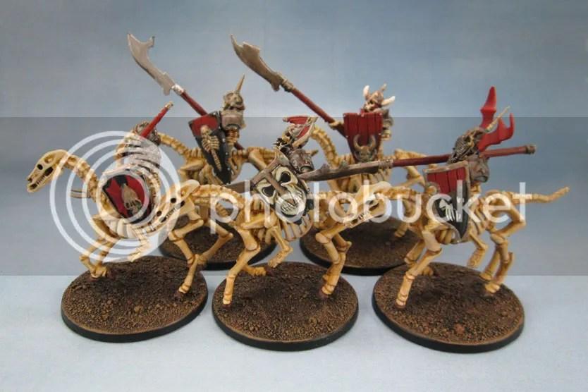 Citadel Undead Cavalry Conversions