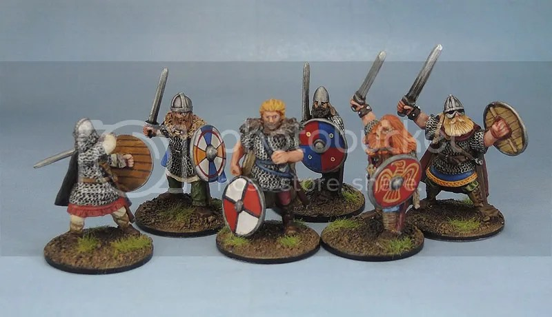 Eureka Vikings, Wagames Foundry Vikings