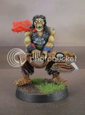 WarZone 1e Dark Legion Heretic
