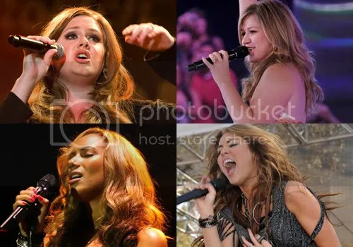 Divas Live 2009 Line-up
