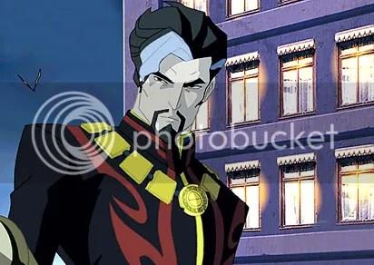 animação da Marvel lançada diretamente em DVD - CLIQUE PARA AMPLIAR ESTA IMAGEM