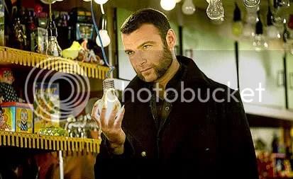 Victor Creed, o Dente de Sabre (Liev Schreiber), meio-irmão de Wolverine. Crédito da foto: James Fisher - CLIQUE AQUI PARA AMPLIAR ESTA FOTO EM BOA RESOLUÇÃO