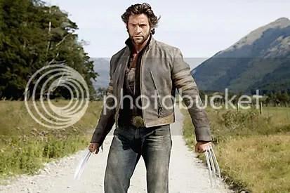 Hugh Jackman é Wolverine - CLIQUE PARA AMPLIAR ESTA FOTO EM ÓTIMA RESOLUÇÃO