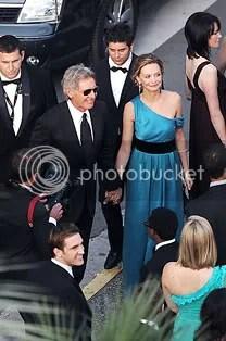 Harrison Ford e Calista Flockhart - Foto de Gareth Cattermole - CLIQUE PARA AMPLIAR