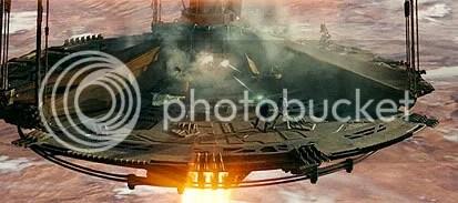 Prova de fogo para Kirk e Sulu - CLIQUE AQUI PARA AMPLIAR ESTA FOTO EM ÓTIMA RESOLUÇÃO