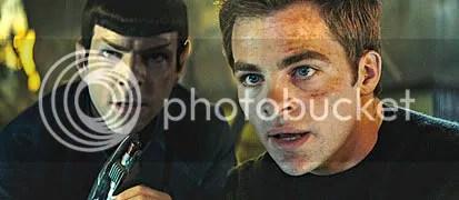 Spock e Kirk, a dupla dinâmica - CLIQUE AQUI PARA AMPLIAR ESTA FOTO EM ÓTIMA RESOLUÇÃO