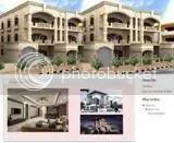 rumah arab   modern