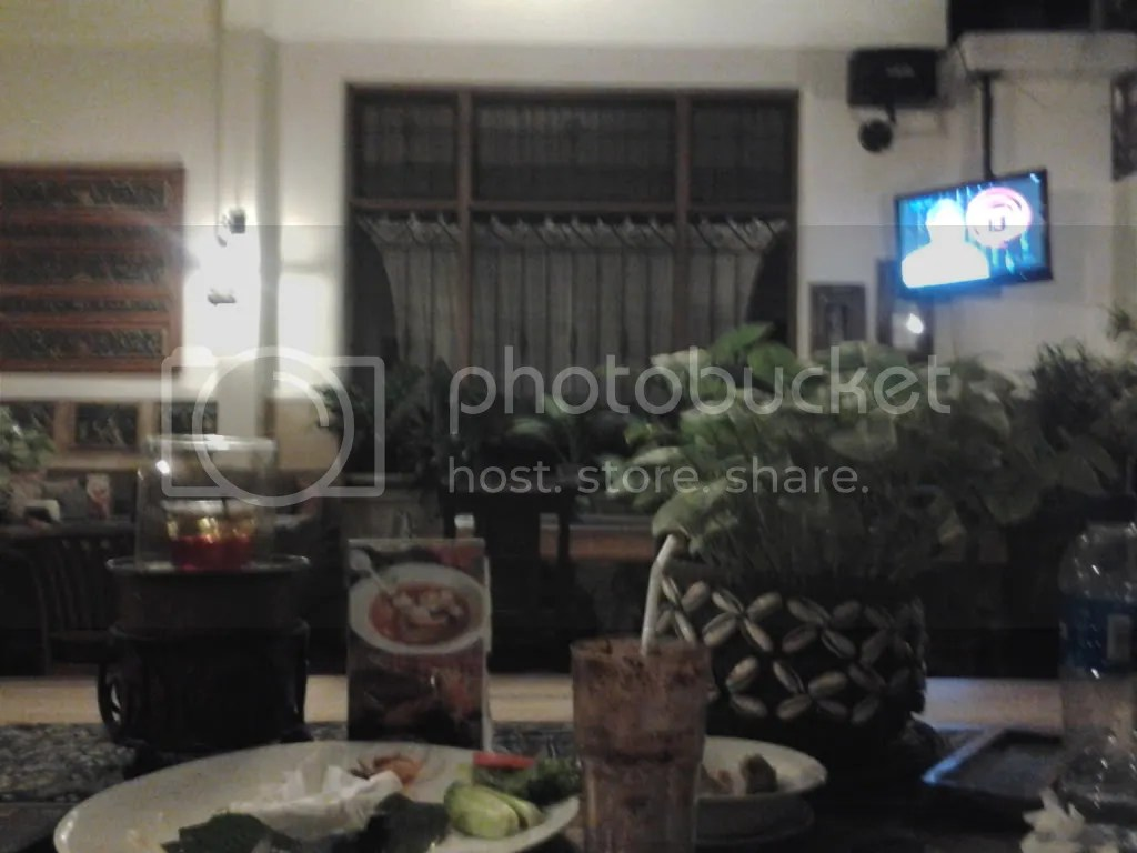 Interior Cafe Bali