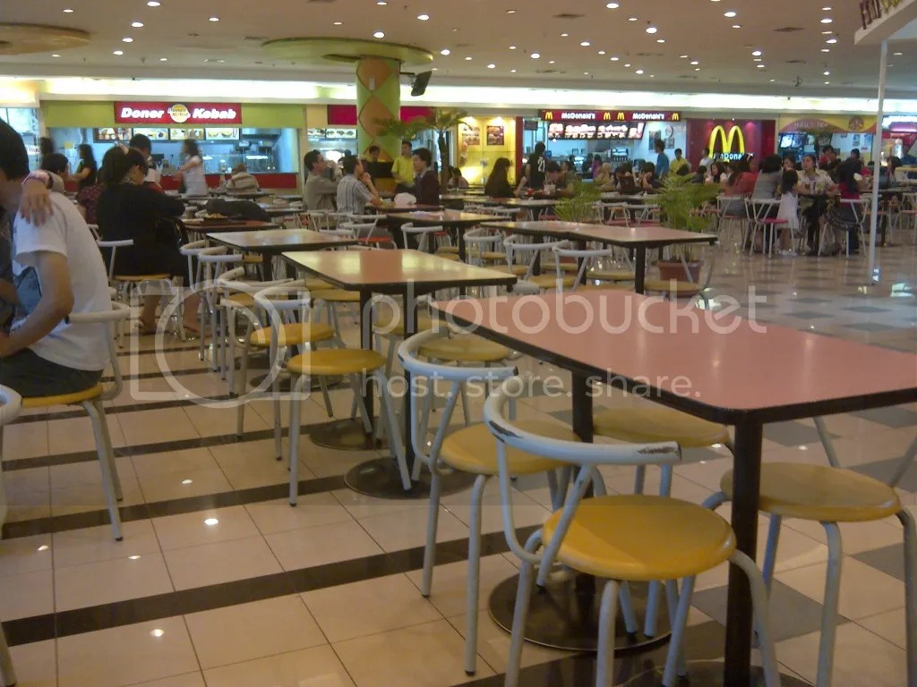 food court IP