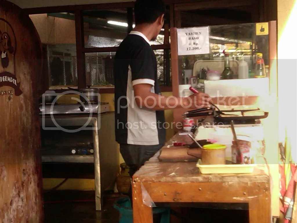 proses pembuatan roti bakar