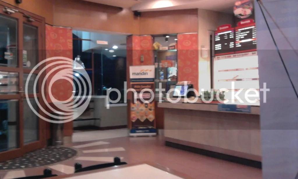 tempat pemesanan dan pembayaran DD