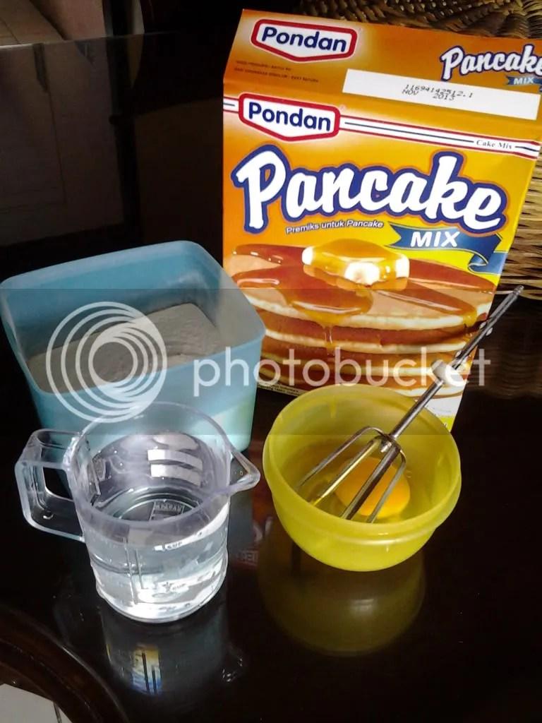 Bahan Utama Membuat Pancake