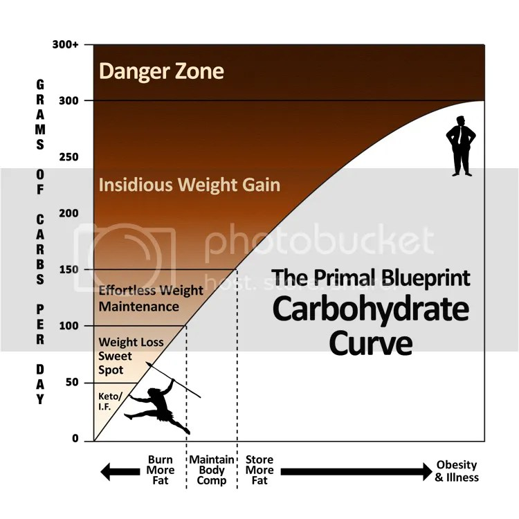 Carbohydrate curve the diet trap carbohydrate curve malvernweather Choice Image