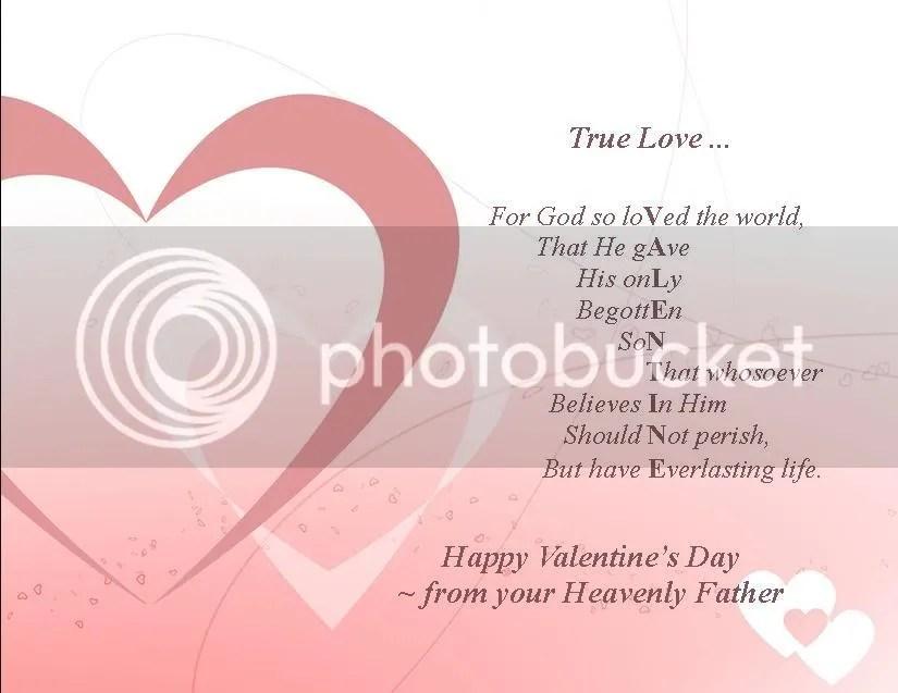 Image result for valentine john 3:16