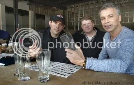 BigRigguys Exclusive: NHL Senators No. 4 takes his Big Rig to the brew pub business