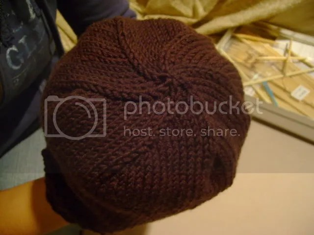 Lace Edged Hat 2