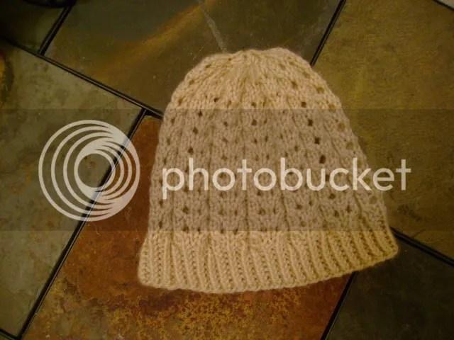 Lace Hat #2