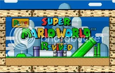 Super Mario Bros Revived