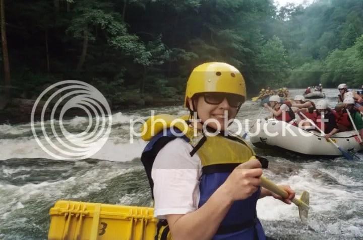 Row row row your raft! :)