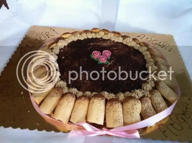 Torta crostata tiramisù buonissima!!!