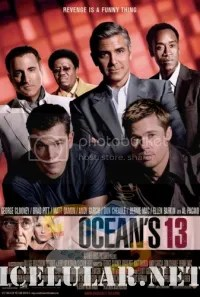 Download de Ocean\'s Thirteen (13 Homens e um Novo Segredo) [349x144] para celular / to mobile device