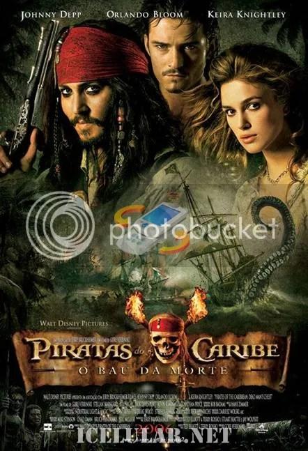 Download de Pirates of the Caribbean: Dead Man\'s Chest (Piratas Do Caribe - O Baú Da Morte) [176x144] para celular / to mobile device