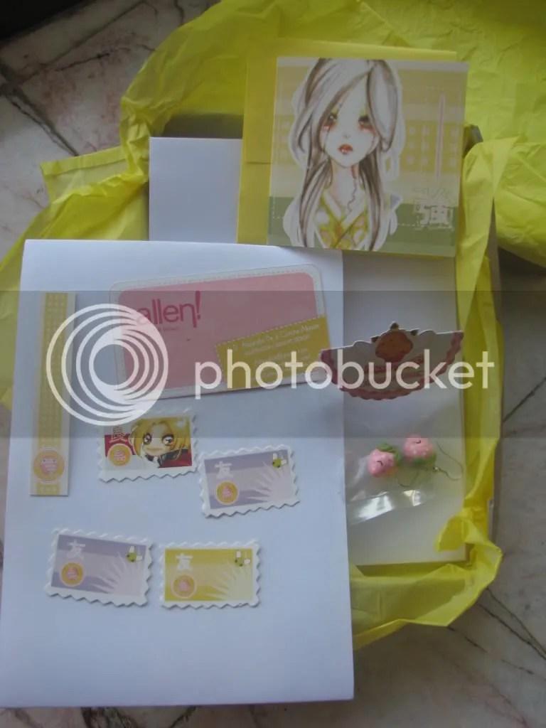 El contenido del paquete *-*
