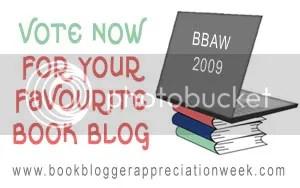 Book Blogger Appreciation Week Nomination