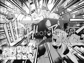 Kenichi Capitulo 31
