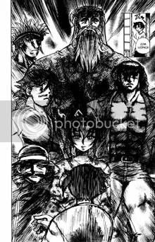 Kenichi Capitulo 38