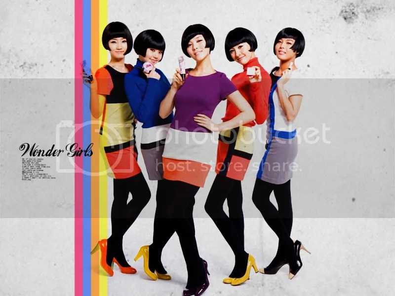 Wonder Girls Pictures, Images and Photos